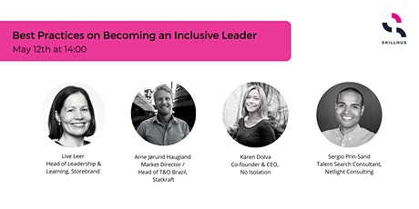 Best Practices on Becoming an Inclusive Leader tickets