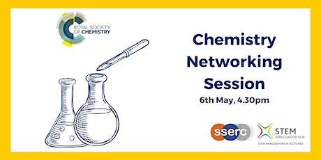 STEM Ambassador/Teacher CHEMISTRY Networking Event 6th May 2021 tickets