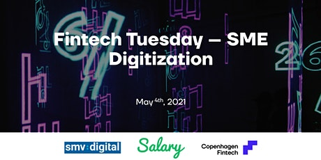 Fintech Tuesday – SME Digitalization tickets