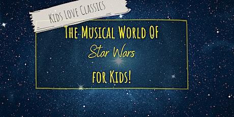 Kids Love Classics - Star Wars tickets