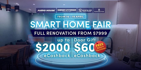 [Weekend Guide] Audio House Smart Home x Vacuum x BTO Sale tickets