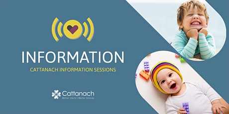 Cattanach Q3 Funding Information Session tickets