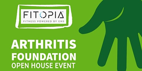 Arthritis Foundation Open House Event at Fitopia tickets