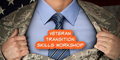 Veterans in Career Transition (After the Military and Job Loss) tickets