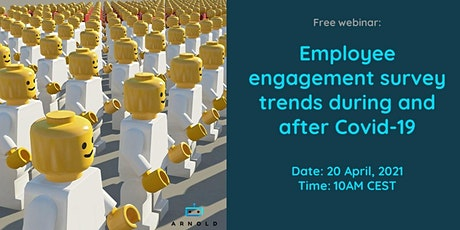 Employee Engagement Survey Trends during and after Covid-19 tickets
