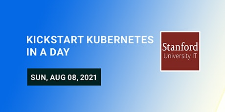 Online Kickstart Kubernetes in a Day Training tickets