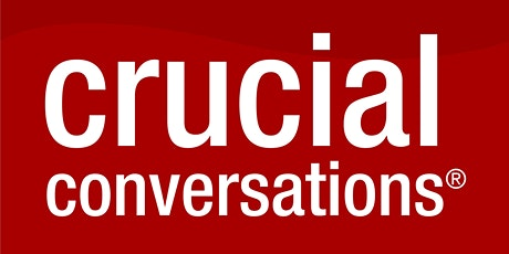 """""""Live Online"""" Crucial Conversations Training tickets"""