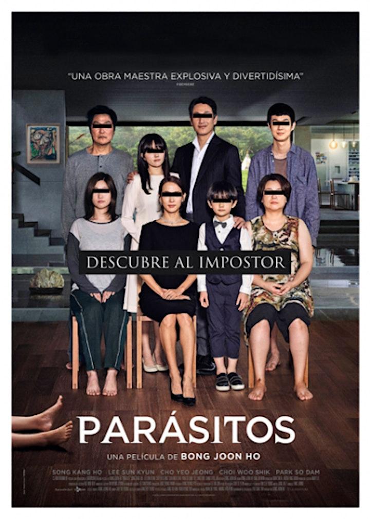 Imagen de 12 LUNAS PRESENTA: CICLO CINEMA PARADISO (1). PARÁSITOS