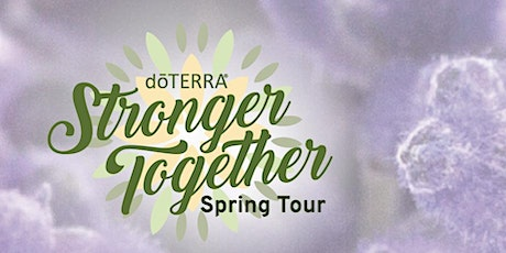doTERRA Stronger Together Spring Tour tickets
