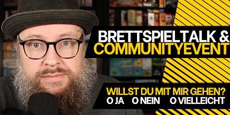 BrettspielTALK & CommunityEVENT - präsentiert von @siegpunkt Tickets