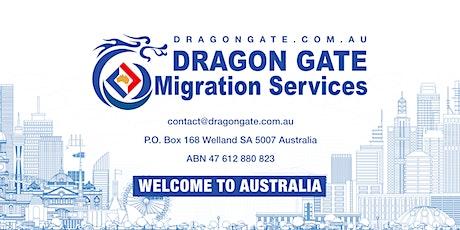 2021澳洲移民資訊分享會 (線上中文版) tickets
