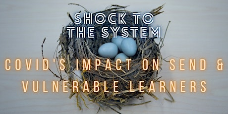 Shock to the System: Covid's Impact on SEND & Vulnerable Learners tickets