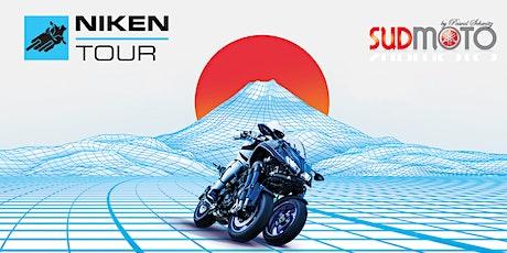 NIKEN Tour SUD MOTO billets