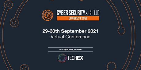 Cyber Security & Cloud Congress Virtual 2021 tickets