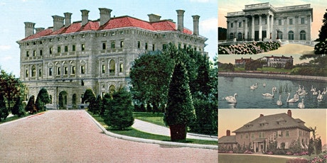 'Gilded Age Newport & The Hamptons, Told through Postcards'  Webinar tickets