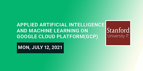 Artificial Intelligence and Machine Learning on Google Cloud Platform boletos