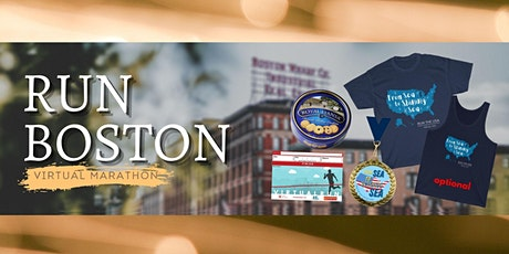 Run Boston Virtual Marathon tickets