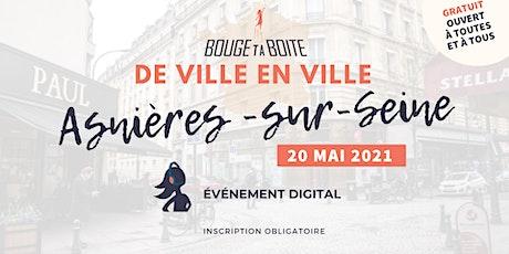 Bouge ta Boite  de ville en ville à Asnières-sur-Seine billets