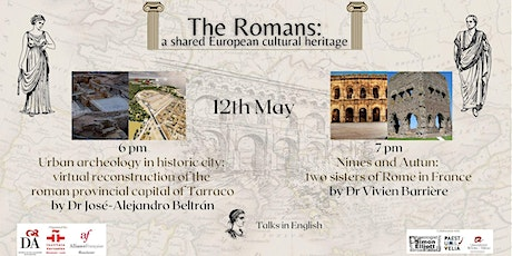 THE ROMANS: A SHARED EUROPEAN CULTURAL HERITAGE - Tarraco, Nîmes & Autun tickets