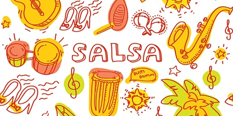 Salsa & bachata night with Los Monstros tickets