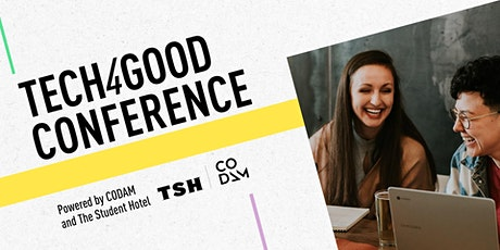 Tech4Good Conference tickets