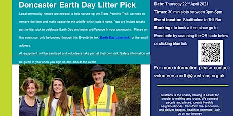 Earth Day Community Clean  in Doncaster tickets