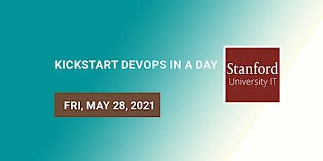 Online Kickstart DevOps in a Day Tickets