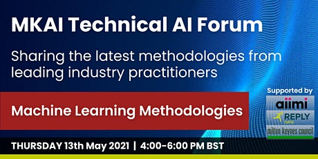 MKAI Artificial Intelligence Technical Forum Tickets