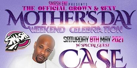 R& B singer CASE (LIVE) tickets