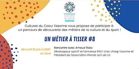 Un Métier à Tisser #8 - Rencontre avec Arnaud Rizzo, développeur sportif billets