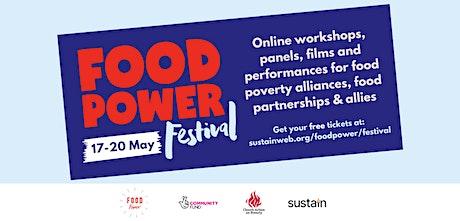 Food Power Festival tickets
