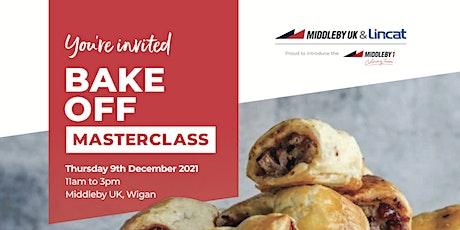 Middleby UK & Lincat's Bake Off Day tickets