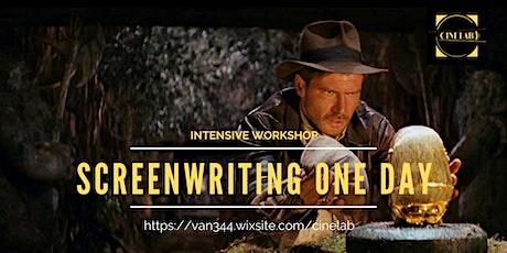 Workshop: Screenwriting One Day tickets