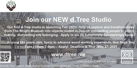 d.Tree Studio Information Session - Q&A tickets