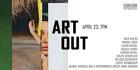 Art Out - New York Artists Group Exhibition tickets