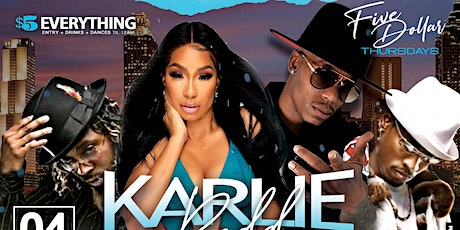 KARLIE REDD CELEBRITY BDAY BASH HOSTED BY YING YANG TWINS tickets