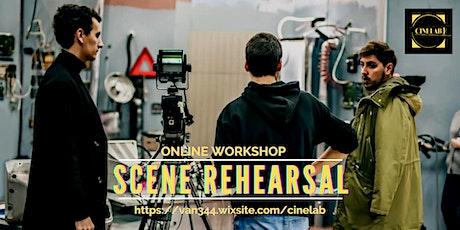 Workshop: Scene rehearsal tickets