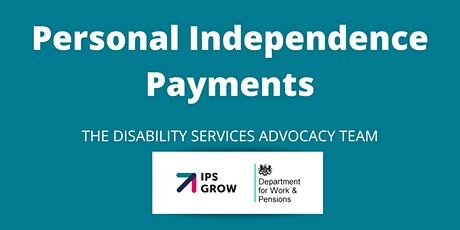 Personal Independence Payment tickets