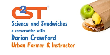 Science and Sandwiches featuring Darion Crawford tickets