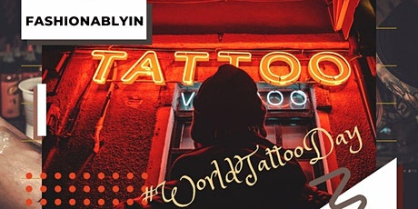 Fashionablyin Tattoo tickets