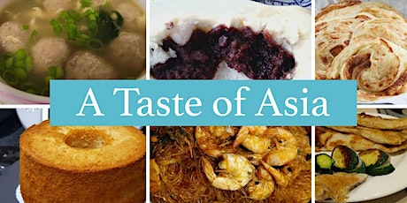 Taste of Asia Thermomix Cooking Workshop tickets