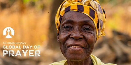 The Leprosy Mission's Global Day of Prayer tickets