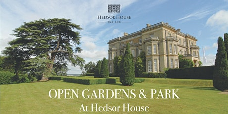 Hedsor House - Open Gardens & Park in aid of the NSPCC on Sunday 23rd May tickets