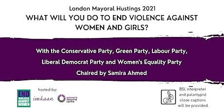 London Mayoral Hustings tickets