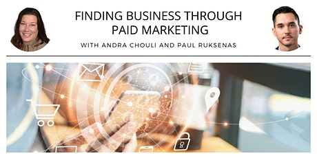 Finding Business Through Paid Marketing tickets