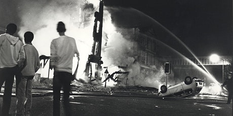 Uprisings! 40 years on: Policing and Demands tickets