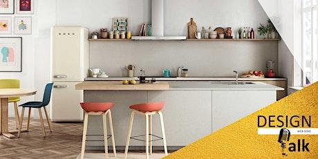 DESIGN TALK | Home styling e relooking residenziale biglietti