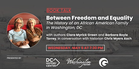 Book Talk: Between Freedom and Equality tickets