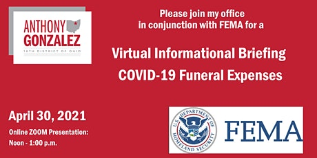 FEMA Funeral Assistance & Reimbursement tickets