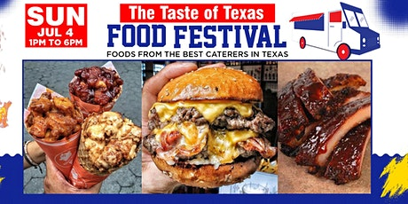Taste of Texas Food Festival Houston Tx tickets